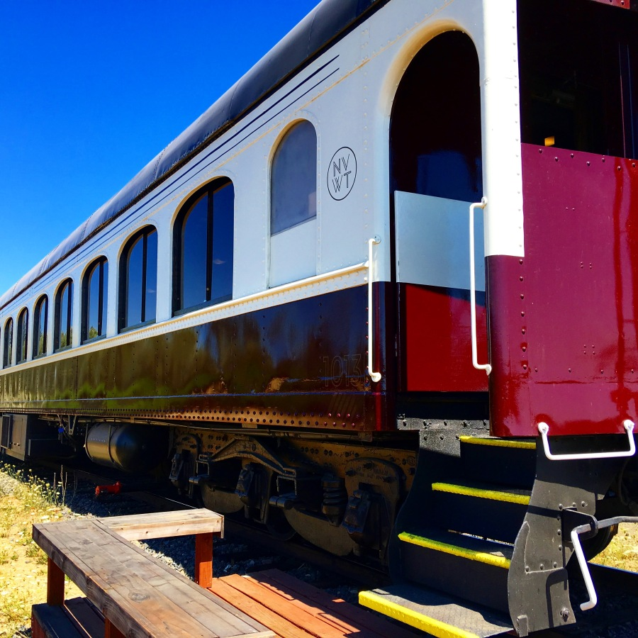 All Aboard! Napa Valley Wine Train