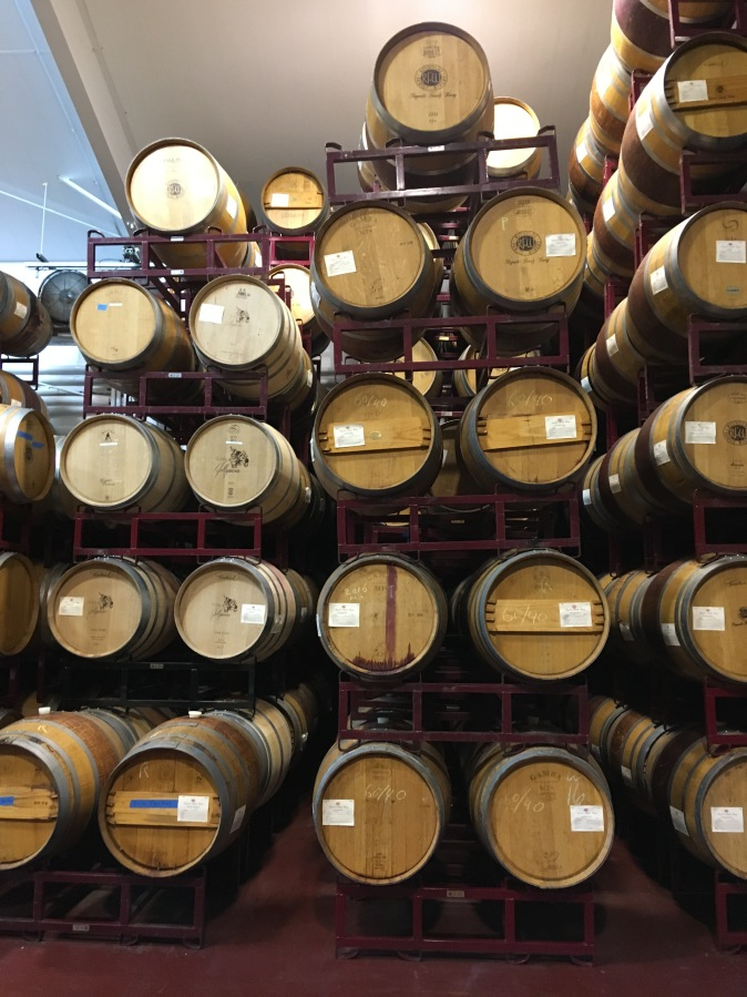Forks and Corks: Reynolds FamilyWinery